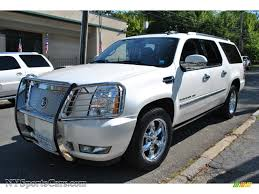 2007 Cadillac Escalade ESV AWD in White Diamond - 334460 ...
