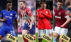 Man United Ready To 'Break Bank' For Joao Felix, Rice,Niguez,Wan-Bissaka,  Hudson-Odoi,Fernandes | The Pledge