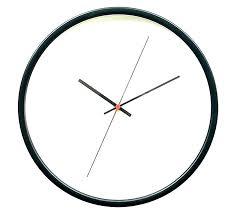 large modern wall clocks cool extraordinary classic black