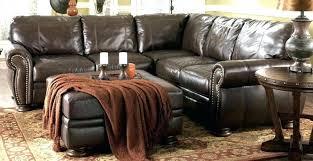 ashley furniture black sectional sofa leather fabulous oversized google search le