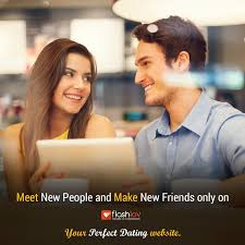 Meet New People And Make New Friends only on Flashlov it     Your Perfect Dating
