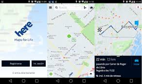 nokia here maps apk file leaked works fine on nonsamsung devices