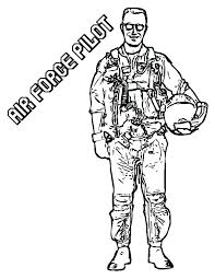 Army Soldier Coloring Pages Military Sheet Colouring Ilovezclub