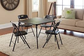 How To Buy A Folding Table And Chairs Set Blogbeen Cosco Card Table And Chair Sets