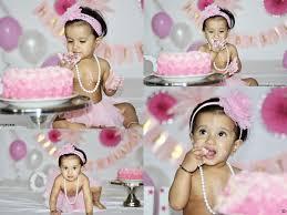 1st Birthday Cake Designs For Baby Girl In India First Birthday Photoshoot Cake Smash Photoshoot