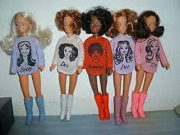 HASBRO MISS MATCHBOX Disco Girls 1 Puppe zur Auswahl Tia Britt Dee ...