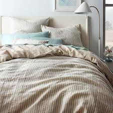 gray stripe duvet cover king navy stripe duvet cover king striped belgian flax linen duvet cover