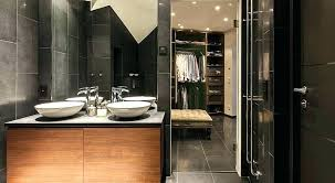 Bathroom And Walk In Closet Designs Cool Decorating Ideas