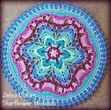 Crochet Mandala Vest Pattern Free Unique Decoration