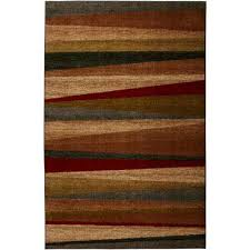 mayan sunset sierra 8 ft x 10 ft indoor area rug