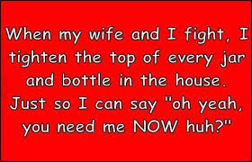 Funny Husband Quotes From Wife Fight Quotes Funny Quotes My Magnificent Quotes About Husband Wife