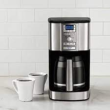 No one tests coffee makers like we do. Amazon Com Cuisinart 14 Cup Brew Central Programmable Coffeemaker Kitchen Dining