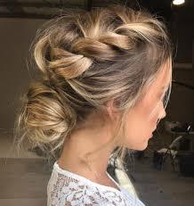 Hairstyle Braid the 25 best braided updo ideas easy braided updo 6786 by stevesalt.us