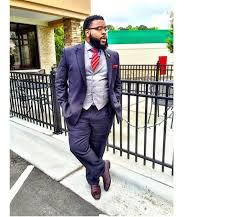 Simple Fashion Tips For Plus Size Men - The Lagos Stylist