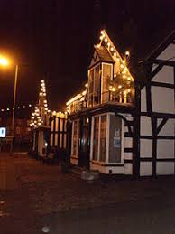 Image result for guildhall newport shropshire lights