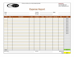 Expense Report Form Fascinating Expense Report Template Google Docs Expense Report Spreadsheet