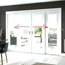 sliding door adjustment sliding door luxury patio door partedium image for wood sliding door