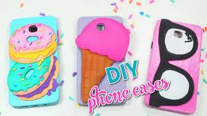 Mobile Cover Designs Handmade Diy Easy Phone Cases Homemade Youtube Diy Phone Case
