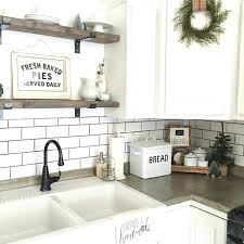 white country kitchens. White Country Kitchen Kitchens With Subway Tile Farmhouse Including Appealing Tips Tiles For J