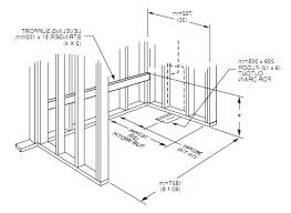 bathtub drain rough in dimensions installing a plumbing help tub basement bathroom lovely 2 diagram the skylark roughed