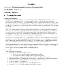 Proposal Plan Template Cleaning Service Business Plan Template Free