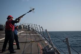 Dvids Images U S Navy Gunners Mate 2nd Class Jessica Smith