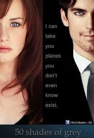 50 shades: Alexis (Anastasia) and Matt (Christian) | Shades of grey, Fifty  shades, Fifty shades trilogy