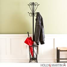 Coat Racks And Stands Holly Martin Brighton Coat Rack And Umbrella Stand 100100100100100 21