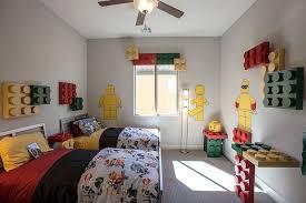 lego themed contemporary kids room design design source interiors