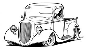 Small Picture Hot Rod Car Coloring Pages Coloring Pages