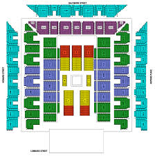 1st Mariner Arena Seating Chart Vacation Package For 2