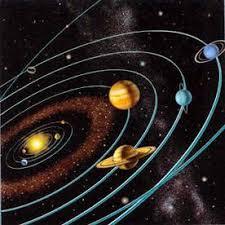Реферат Астрономия Солнечная система Солнце является самым массивным объектом нашей планетной системы Первая планета Солнечной системы Меркурий самая маленькая планета земной