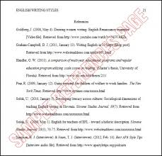Best Ideas Of Best Photos Of Apa Format Example Reference Essay