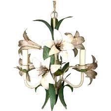 image above italian lilies tole chandelier ebd3048d839ce0c629c3ec7f56086f3a