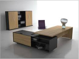 luxury desks for home office. Luxury Modern Home Office Desk Design Idea In Brown And Black With Open Shelves Books Chair Cupboard Simple Desks For