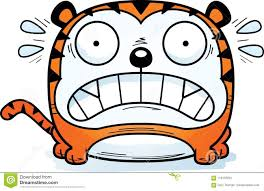 Cartoon Scared Tiger Stock Illustrations – 34 Cartoon Scared Tiger Stock  Illustrations, Vectors & Clipart - Dreamstime