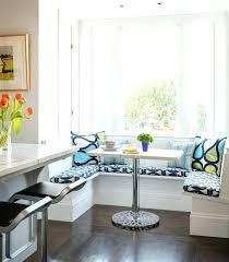 breakfast nook table with bench corner home furniture storage i18 nook