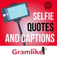 Selfie Quotes Beauteous 48 Good Selfie Captions Selfie Quotes For Your Instagram Posts