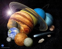 Small Picture NASA Honey I Shrunk the Solar System