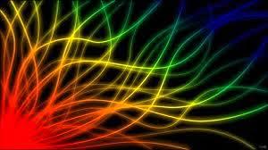 neon rainbow background designs. Simple Rainbow Black Background  To Neon Rainbow Designs