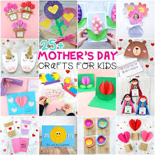 our favorite mother s day crafts for kids