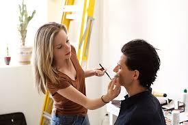 sally biondo makeup artist eco makeup artist beauty interview hilary duff makeup