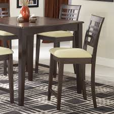 Hillsdale Dining Table Hillsdale Tiburon 5 Piece Counter Height Dining Set Espresso