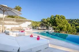 Villa Q, Cap Martinet, Ibiza, Spain