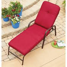 Fold Up Chaise Lounge Big And Tall Outdoor Sling Bungee Lounger Tan Walmartcom