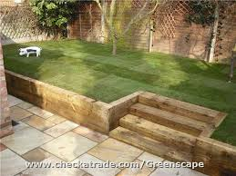 Small Picture The 25 best Raised patio ideas on Pinterest Retaining wall