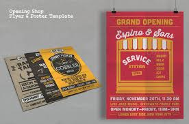 Grand Opening Flyer Enchanting 48 Grand Opening Flyer Template Free PSD AI Vector EPS Format