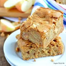 chewy peanut butter bars. Unique Bars Chewy Apple Peanut Butter Bars Intended O