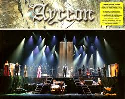 ayreon the theater equation 2xdvd9