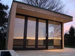 elegant glass sliding door design model